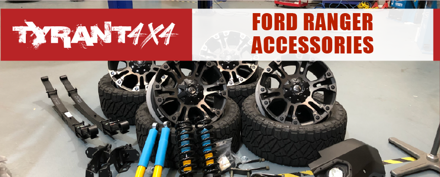 Ford Ranger PX Accessories