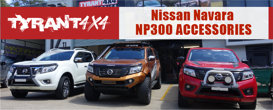 Nissan Navara NP300 Accessories