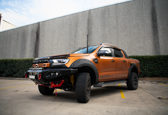 Hamer Bull Bar to suit Ford Ranger PX3