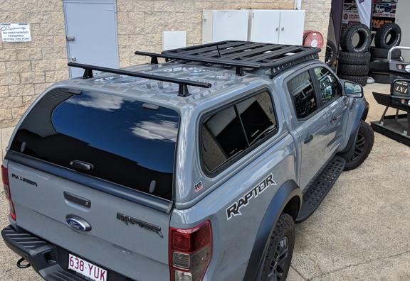 EGR Premium Canopy to suit Ford Ranger Raptor | Tyrant 4X4 ...