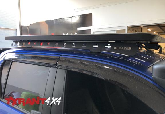 Rhino Backbone Platform to suit Toyota Hilux Revo