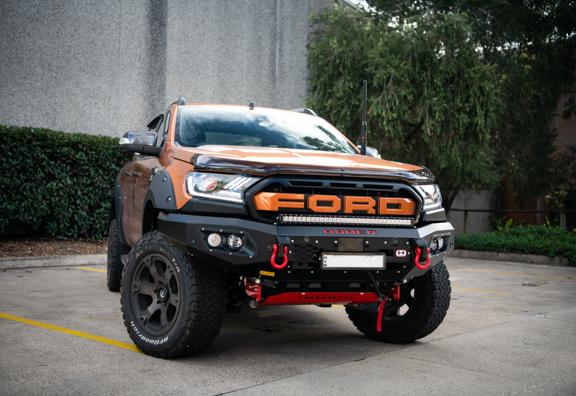 Hamer Bash Plate to suit Ford Ranger Raptor