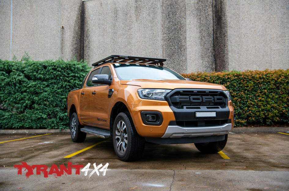 Orange Ranger Wildtrak